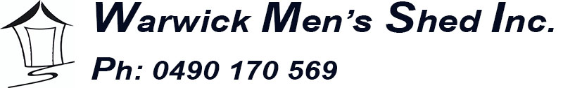 Warwick Men's Shed Inc